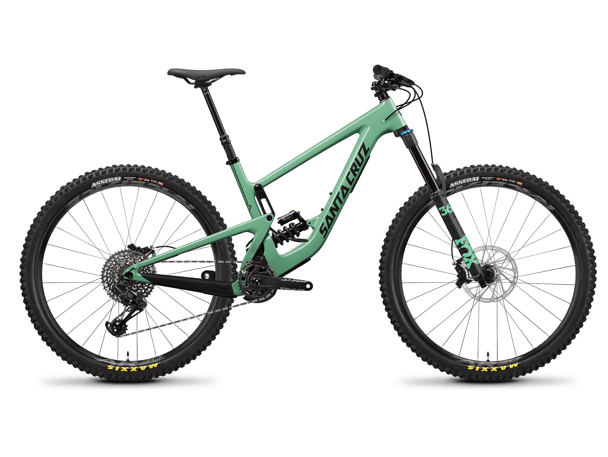2019 Santa Cruz Megatower C S w/Coil Select+ 29 inch Mountain Bike | MTB