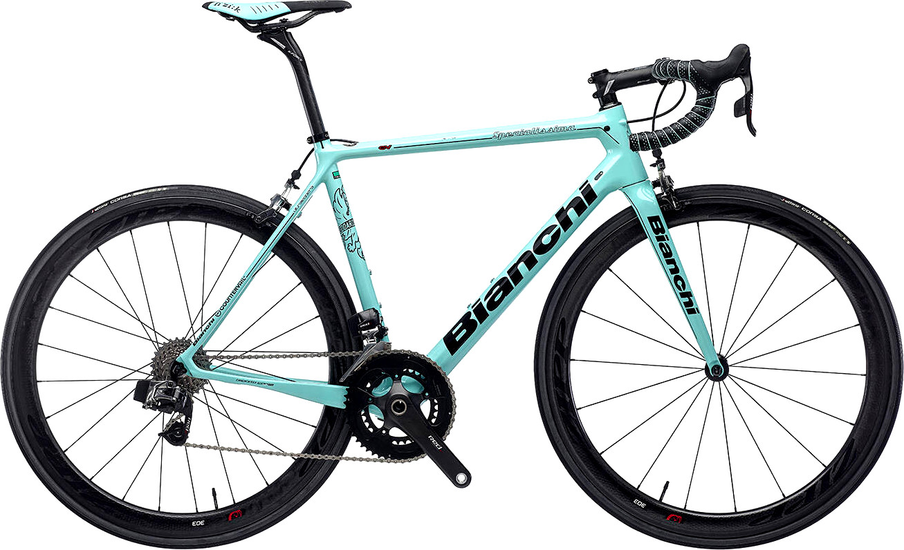 Bianchi Specialissima CV Red eTap - 2019 Road Bike £8,499 00