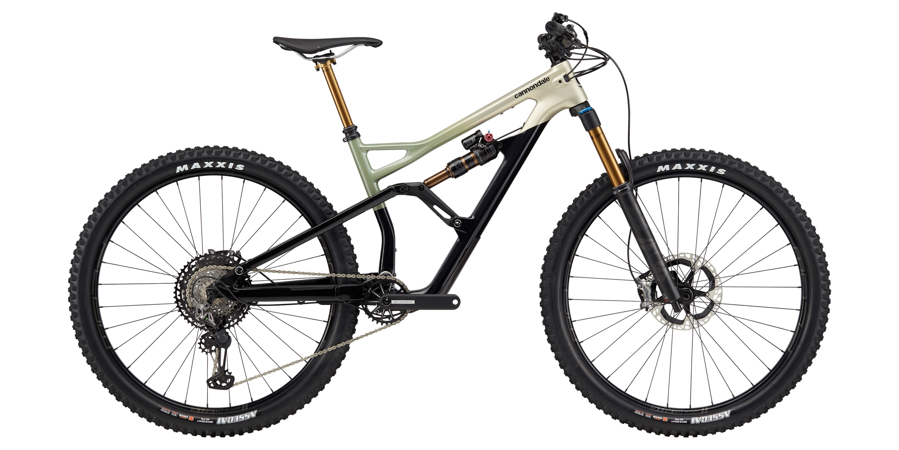 2020 Cannondale Jekyll 1 Carbon Full Suspension Mountain Bike in Grey | MTB