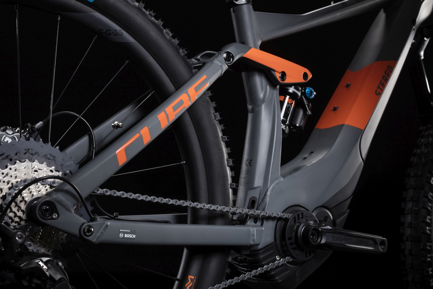 limited guantity detailed pictures look out for Cube Stereo Hybrid 140 TM 500 27.5 - 2019 Electric Bike