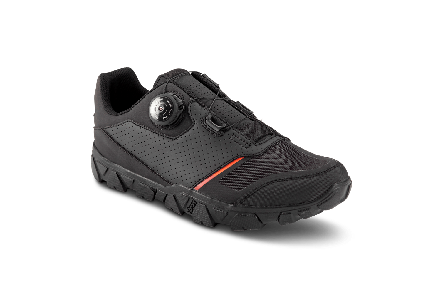 2019 Cube Am Ibex Pro Clipless Compatible Shoe in Black