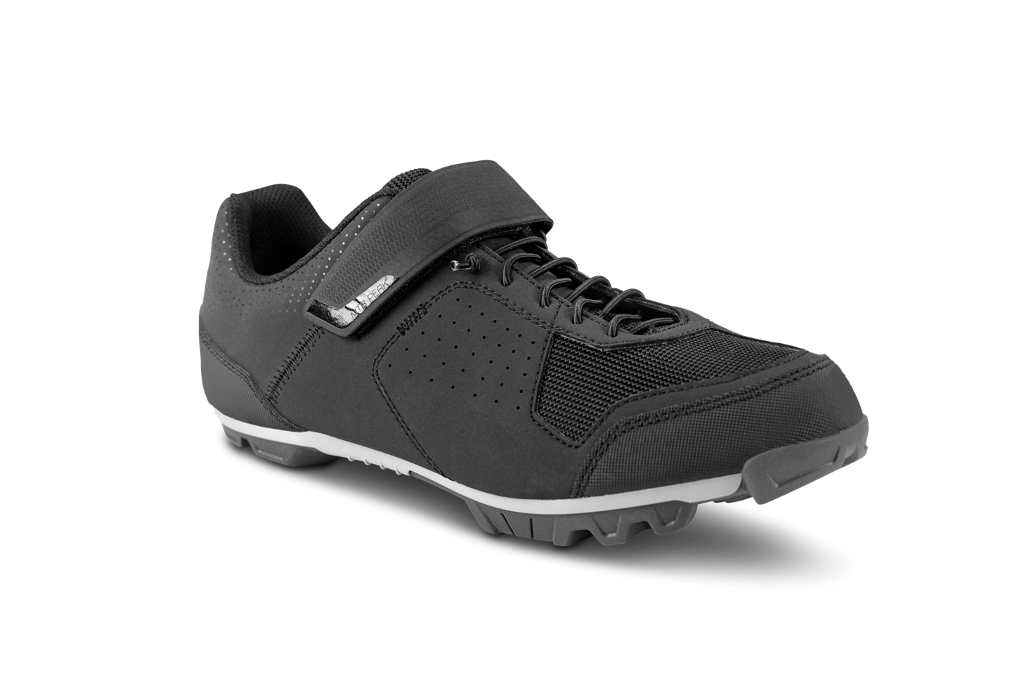 2019 Cube Mtb Peak Clipped Shoes in Black | Shoes