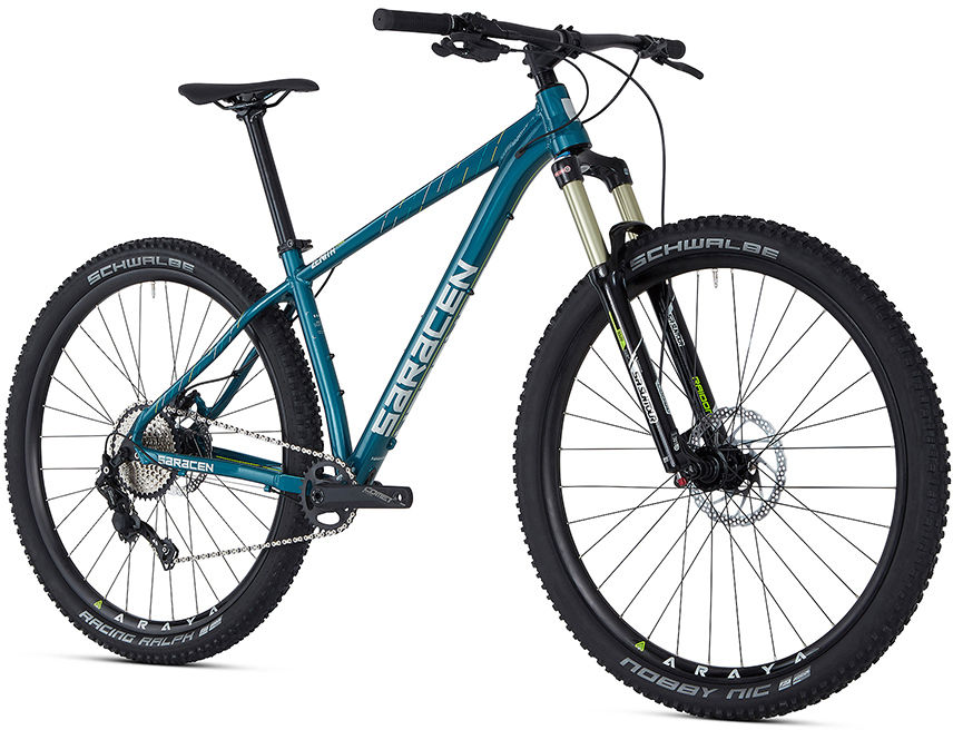 Saracen Zenith Trail - 2019 Mountain Bike | MTB