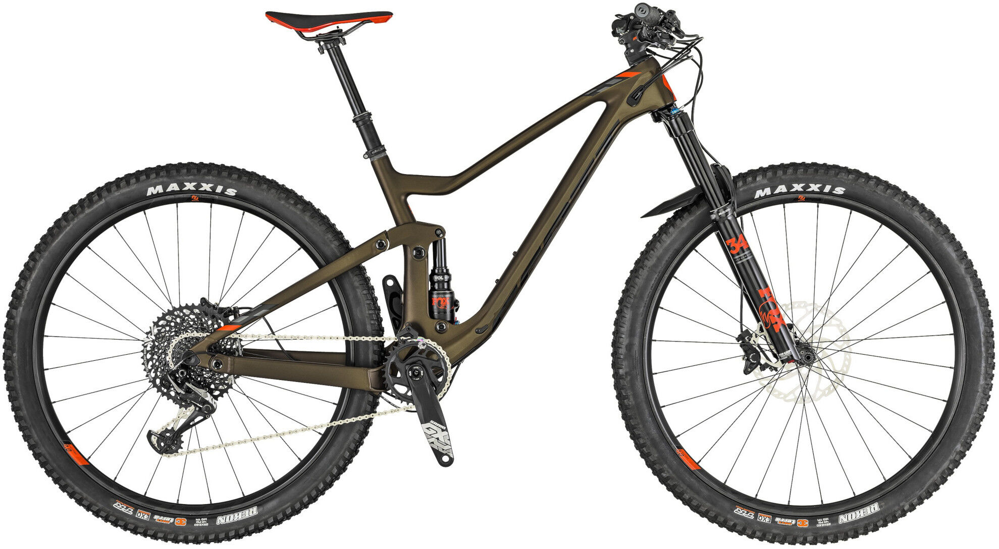 Scott Genius 920 - 2019 Mountain Bike | MTB