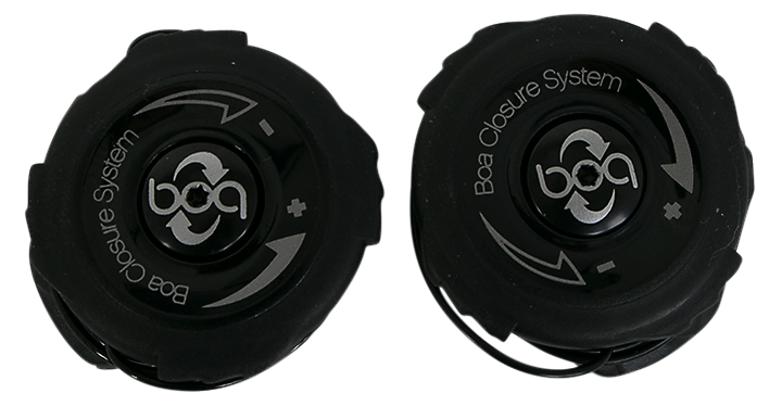 2019 Specialized S2-Snap Boa Cartridge Dials Parts Kit in Black | shoes_other_clothes