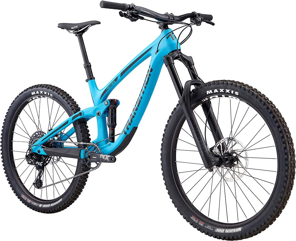 Transition Patrol Carbon NX Complete - 2019 Mountain Bike in Blue | MTB