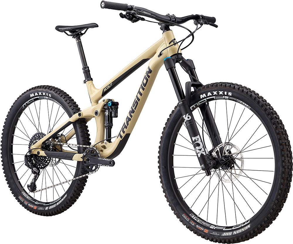 Transition Scout Alloy GX Complete - 2019 Mountain Bike | MTB